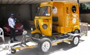 Tuk Tuk trailer