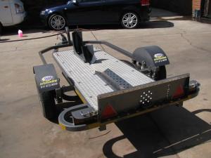 Used Single bike easy loader for sale - www.xfactorsport.co.za3