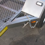 Wheel chocks for 3.5 Ton commercial trailer - www.xfactorsport.co.za