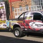 X Factors ad trailer
