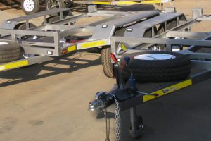 Double Axle Generator Trailers- www.xfactorsport.co.za2