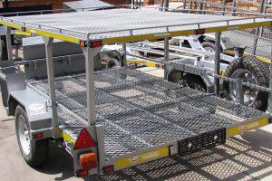 Double-decker-kart-and-triple-bike-trailer2